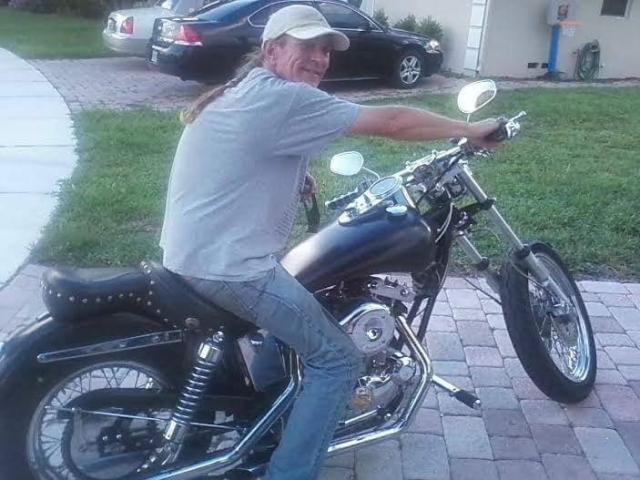 1968 Harley